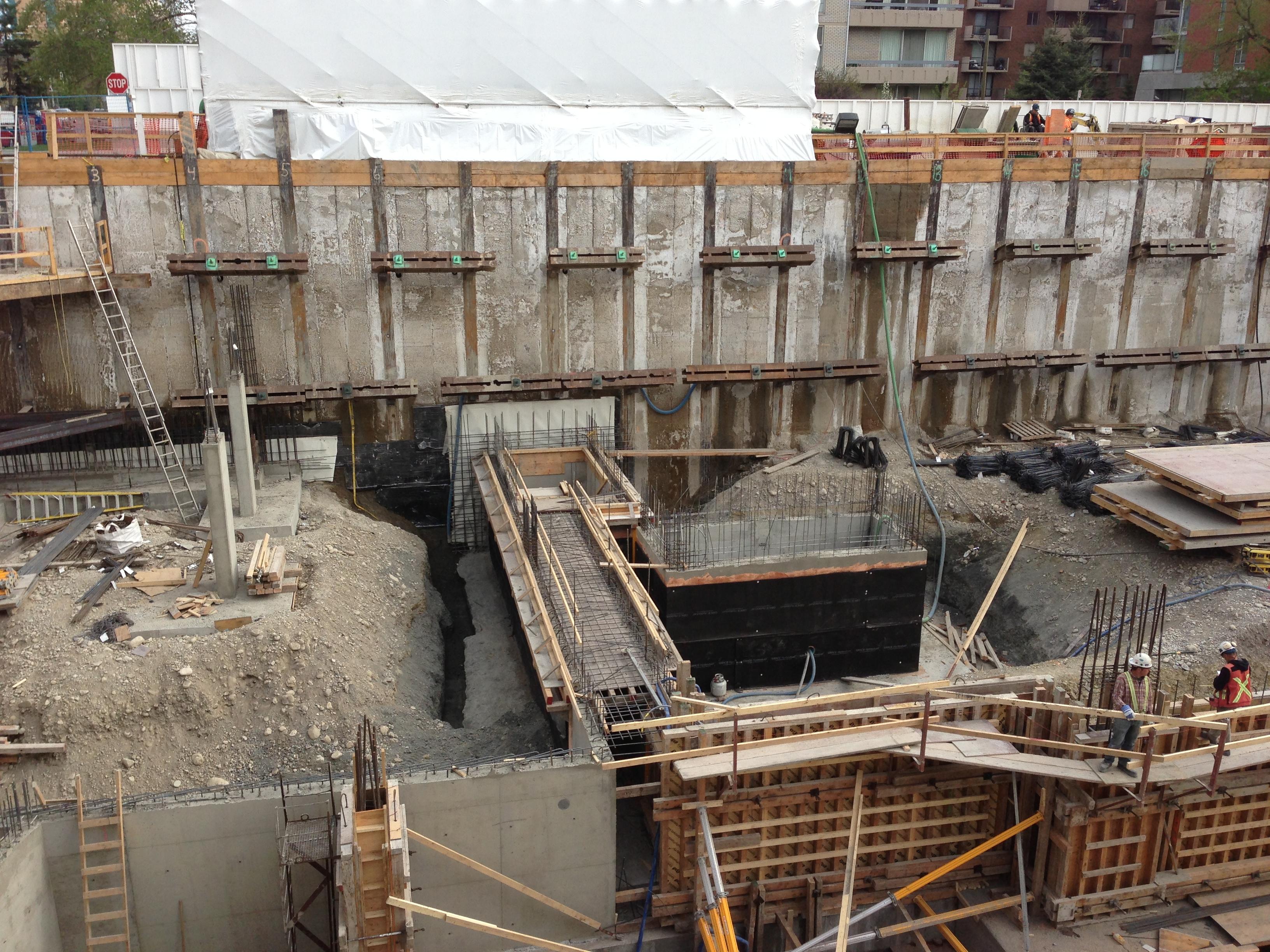 The River Condo Foundation