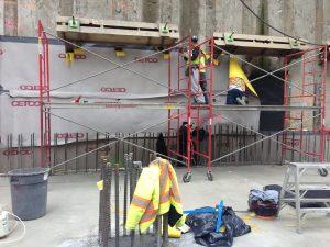 Manulife Place Below Grade Waterproofing